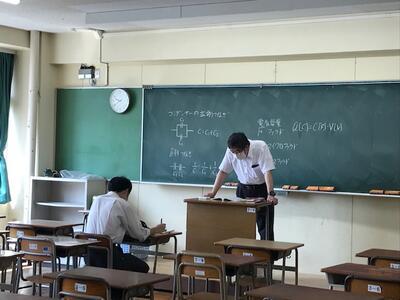 進学補習(物理)